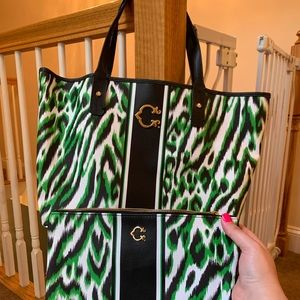 C.Wonder Tote Bag with smaller insert